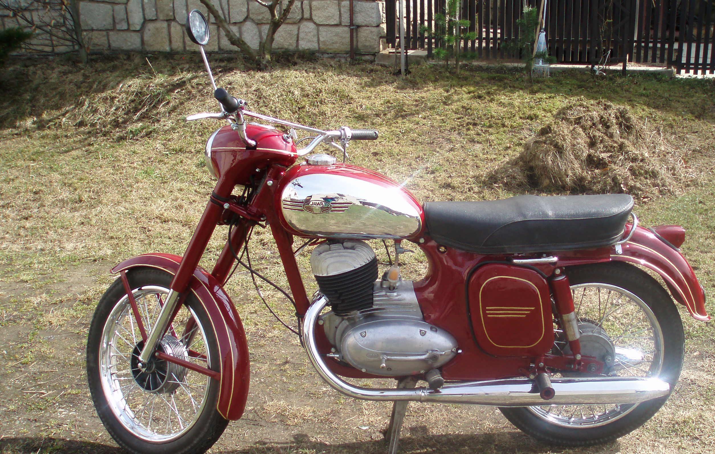 JM - Jawa 250/590 Sport
