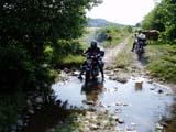 za devateo řekami ...