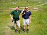 nejdrsnějši horolezci v okoli :-))